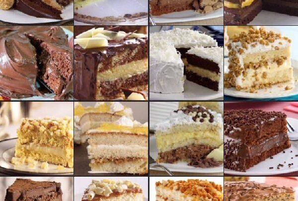 Recheio para bolo de aniversário